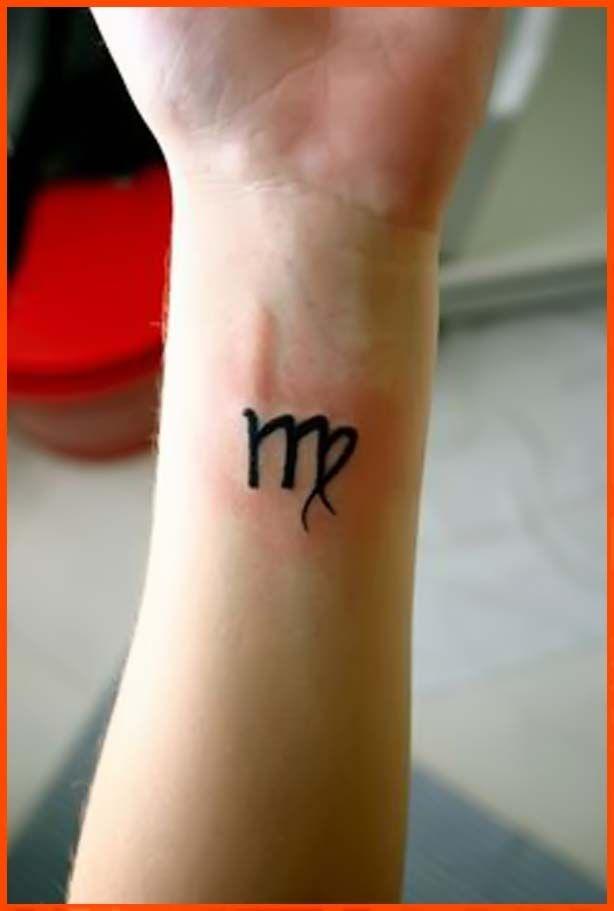Small Virgo Tattoo Ideas - Unique Zodiac Tattoo Ideas and ...