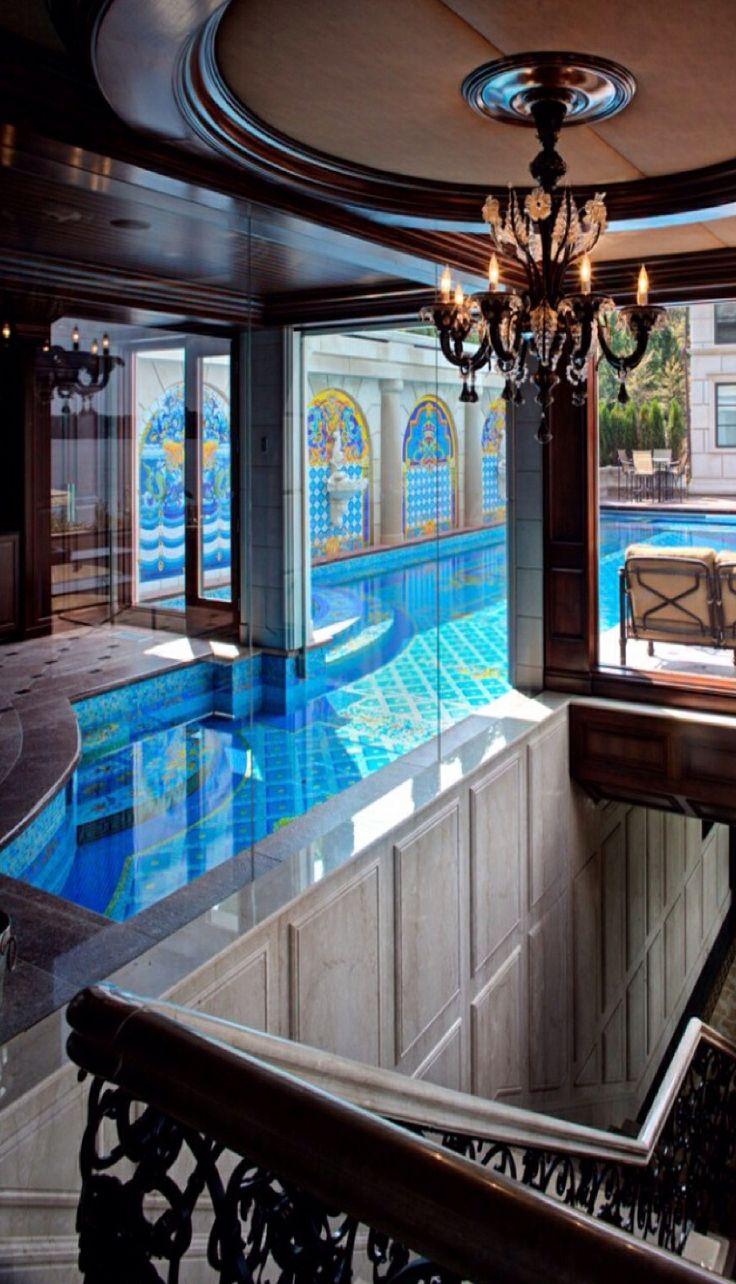 Luxury Homes and Estates with Pools | Luxurydotcom via Houzz
