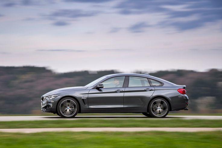 BMW 4 Serie Grand Coupé