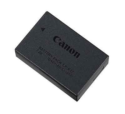 Canon LP-e17 Battery for 750d 760d