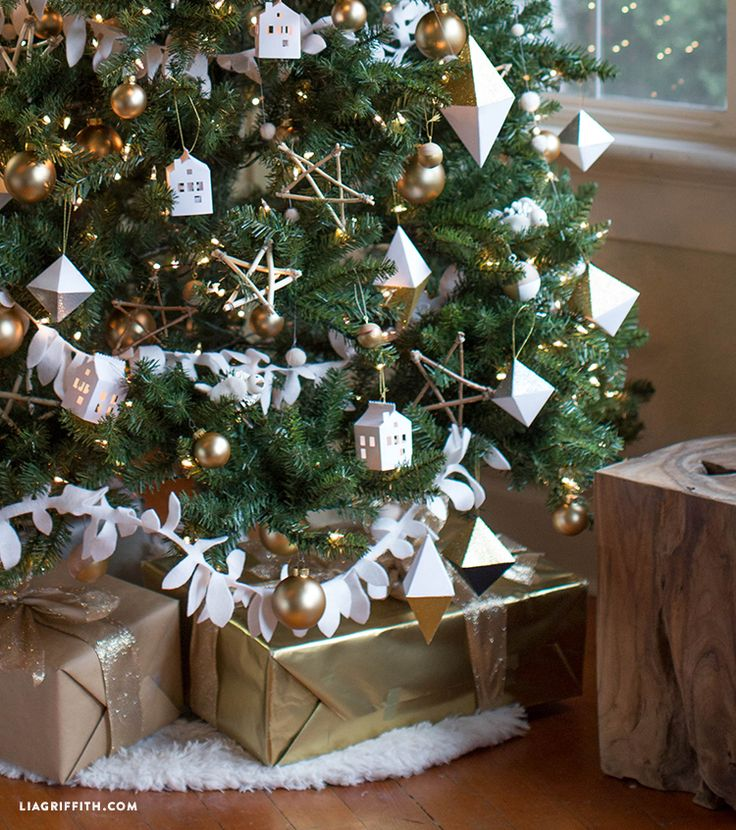 Michaels dream tree challenge reveal trees christmas for Michaels christmas tree ornaments