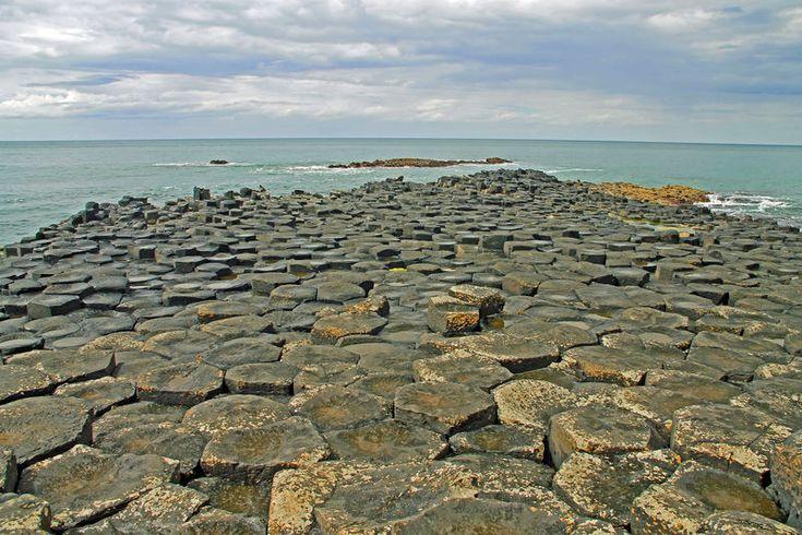 Grobla Olbrzyma - Irlandia Północna