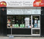 The Edinburgh Centre of Nutrition and Therapy on Home Street, Edinburgh.