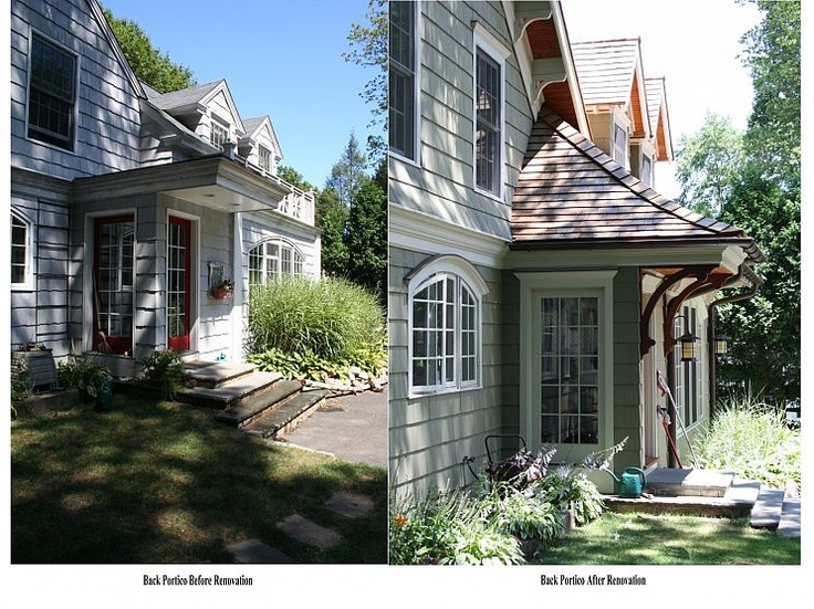 42 best beautiful before after images on pinterest for Before after exterior 1930