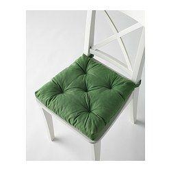 MALINDA Cojín para silla - verde - IKEA