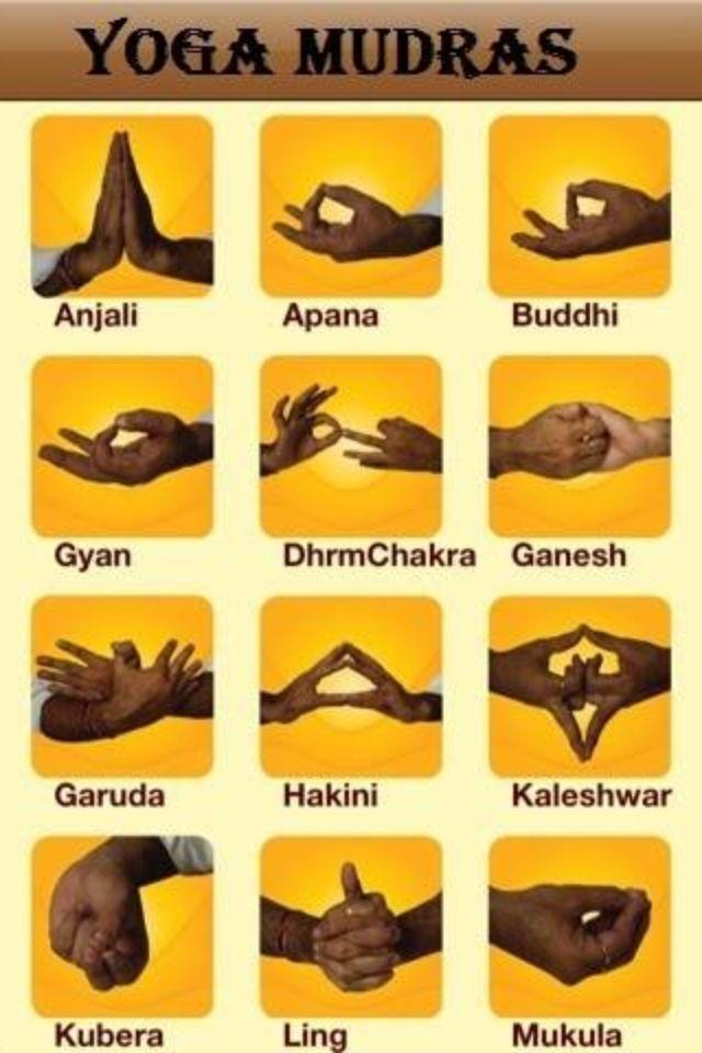 Yoga Mudras - paz - fé - espiritualidade - esperança - amor - energia - oração - meditação - reflexão - conhecimento -