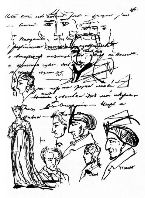 Пушкин рисунки: 20 тыс изображений найдено в Яндекс.Картинках