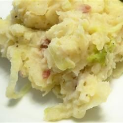 """Colcannon- if you're looking for an """"Irish"""" meal for St. Patric..."""