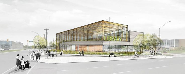 Oak Ridges Library Open House! Come out and see the proposed design for the new Library. May 14 2015 from 7 - 9pm: http://ow.ly/M1WbQ