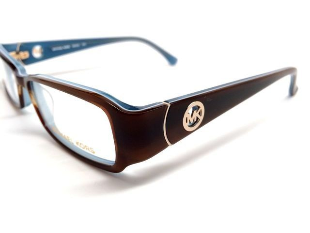 3e4e8402ca NWT AUTHENTIC MICHAEL KORS EYEGLASS FRAME MK 693 Brown 200 NEW 2015 RELEASE  Authentic New Michael