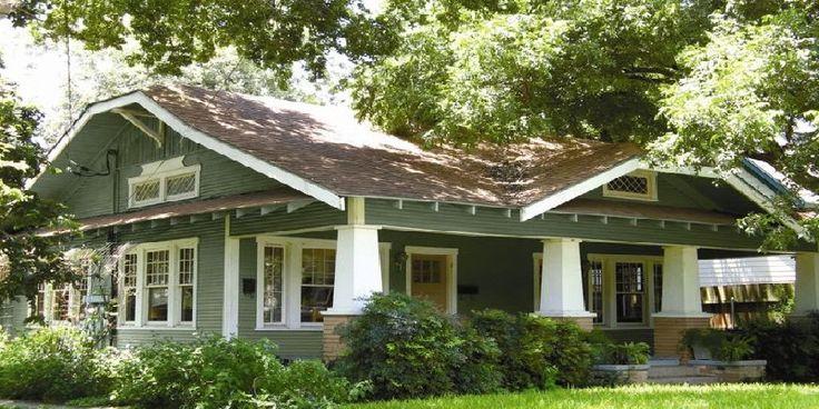 Sage Green Ranch Home