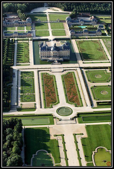 Château de Vaux-le-Vicomte, Seine-et-Marne, France