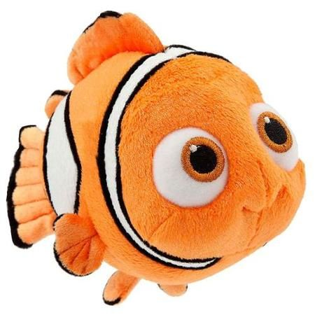 Disney / Pixar Finding Dory Nemo Plush                                                                                                                                                                                 More