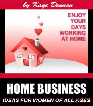 Home Business Ideas For Women Of All Ages. Available on Amazon Kindle. Double click the pic for the link.