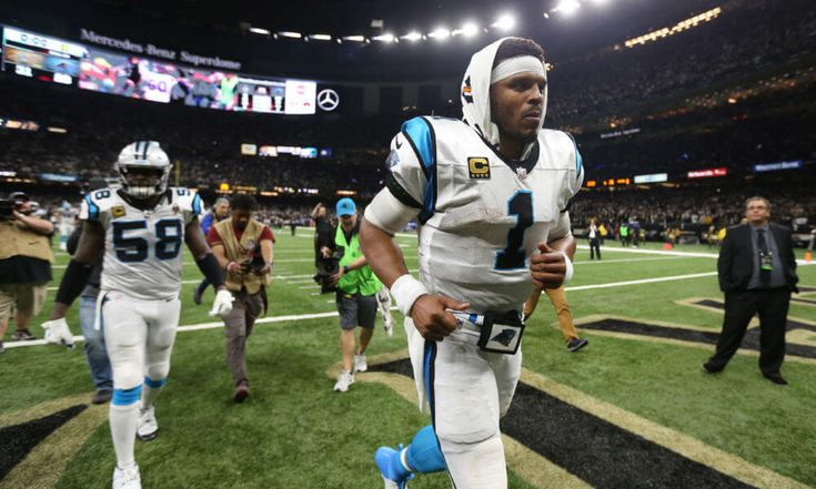 NFL reaches out to Panthers concerning Cam Newton injury