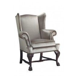Baker Stately Homes Barons Court Wing Chair