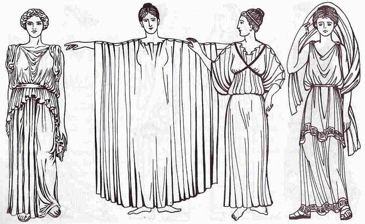одежда древних греков - Поиск в Google