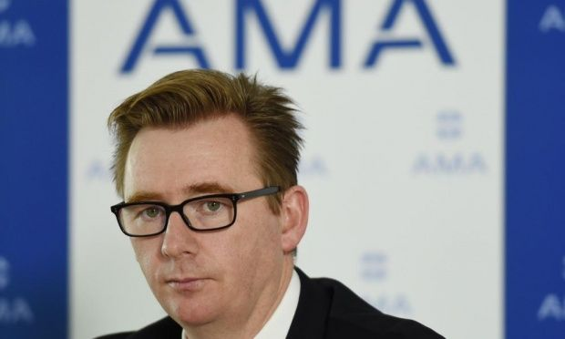 "30th May 2015 AMA president Brian Owler says ""damaging"" freeze could force GPs to pass costs on to patients, amounting to co-payment by stealth AMA president Brian Owler Brian Owler reminded delega... http://winstonclose.me/2015/05/30/australian-medical-association-lambasts-government-over-doctor-rebates-freeze-written-by-australian-associated-press/"