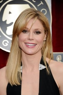 """Actress Julie Bowen of Modern Family.  """"I was pregnant after 2 yrs on Boston Legal. I went into real labor when I was doing a scene that I was in labor."""" Talk about Method Acting!"""