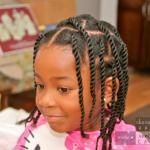 Twists Box arrondis (style facile)   – Winterized Natural Hair Care