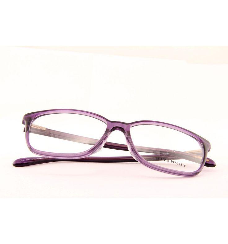 Fialové dámské brýlové obruby Givenchy VGV800 0U55