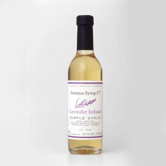 No. 3 Lavender - Sonoma Syrup