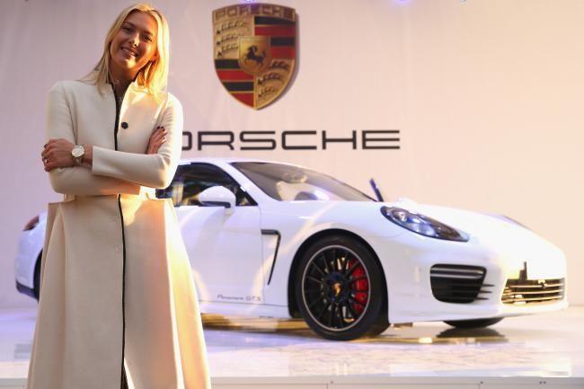 Photo Gallery Porsche Panamera GTS Rancangan Maria Sharapova - Vivaoto.com - Majalah Otomotif Online