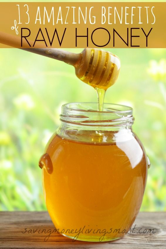 13 Amazing Benefits of Raw Honey All natural and healthy remedy for many things!