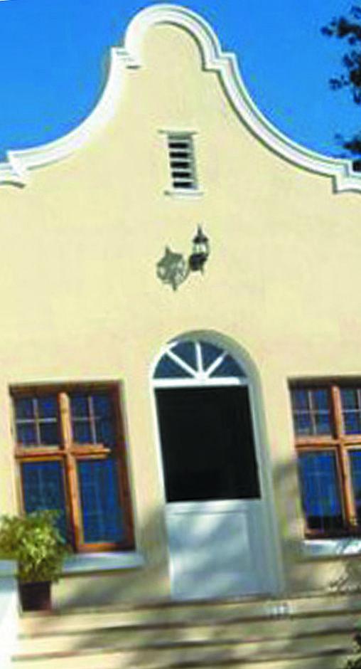 Charming Guesthouse - La Bonne Auberge Somerset West info@labonneauberge.co.za