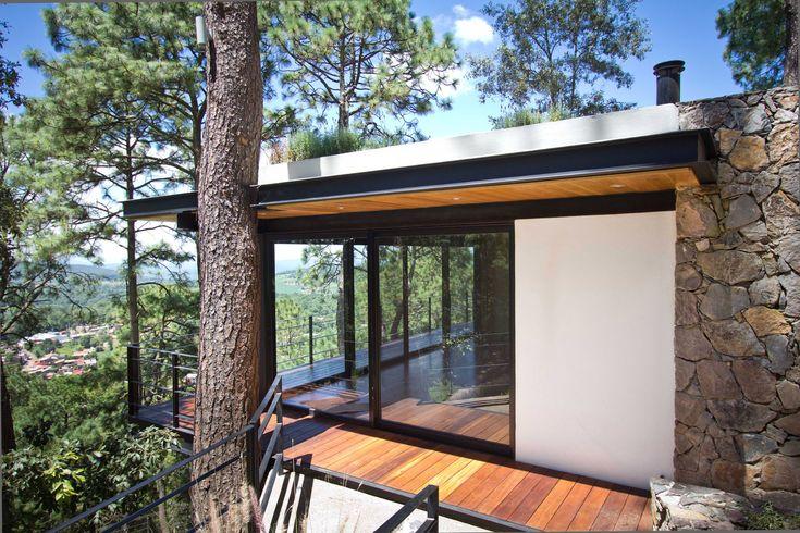 The Forest Pavilion / Espacio EMA / Location: Mazamitla, Jalisco, Mexico