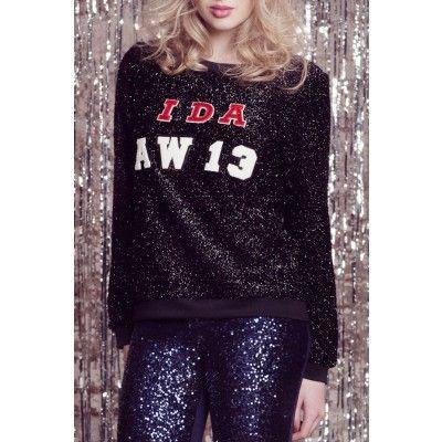 Ida Sjöstedt-Letter Sweater