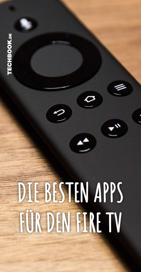 These are the best apps for Amazon Fire TV