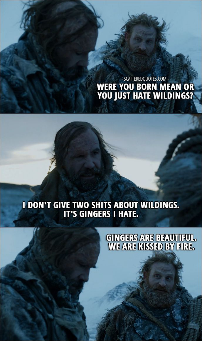 18 Best Game Of Thrones Quotes From Beyond The Wall 7x06