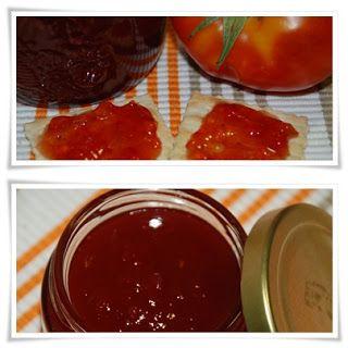 figo lampo: Doce de Tomate