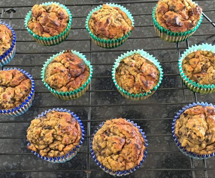 Recipe Paleo Banana Blueberry Muffins by milinda - Recipe of category Baking - sweet
