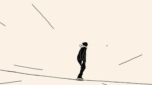 "ca-tsuka: ""From Doom Sayers commercial animated by Jonathan Djob Nkondo. """
