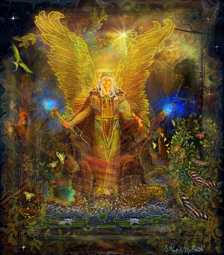 Michael Angel of Protection | Angel Blessings | Pinterest