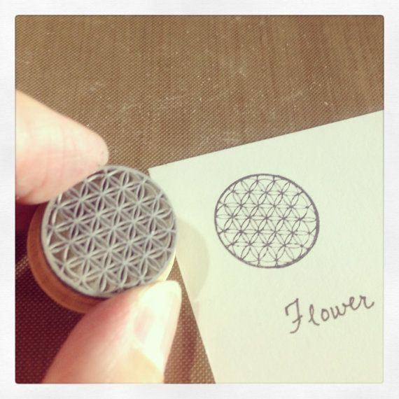 Hey, I found this really awesome Etsy listing at http://www.etsy.com/listing/159095930/flower-of-life-rubber-stamp