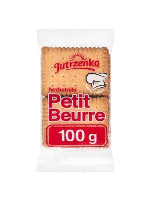 Beurre 100g Jutrzenki są również niezastąpione przy wypieku domowych ciast. Nie kruszą się tak, jak inne herbatniki tego typu, gdy je przycinamy i dostosowujemy do rozmiaru i kształtu formy. Ma to szczególne znaczenie podczas przygotowywania spodów do ciast, np. pod serniki.