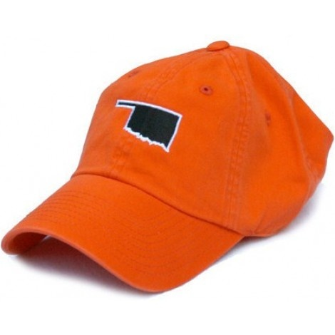 OK Stillwater Gameday Hat in Orange by State Traditions. Show your OK pride with this vibrant orange ball cap! #StateTraditions #preppy #hat #Oklahoma http://www.countryclubprep.com/gameday/oklahoma-state-university/ok-stillwater-gameday-hat-in-orange-by-state-traditions.html