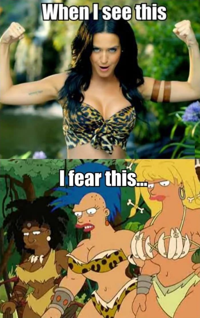 Katy just started it  - funny pictures #funnypictures