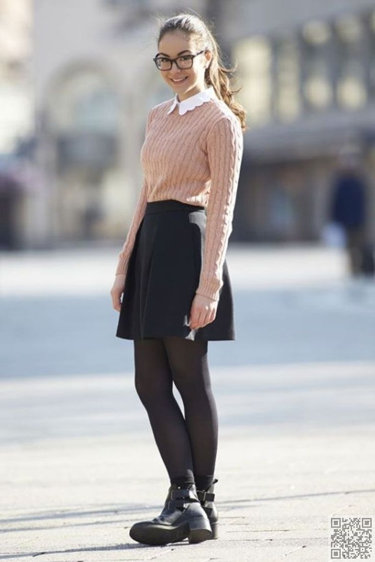 one of my favorite kinds of outfits <3