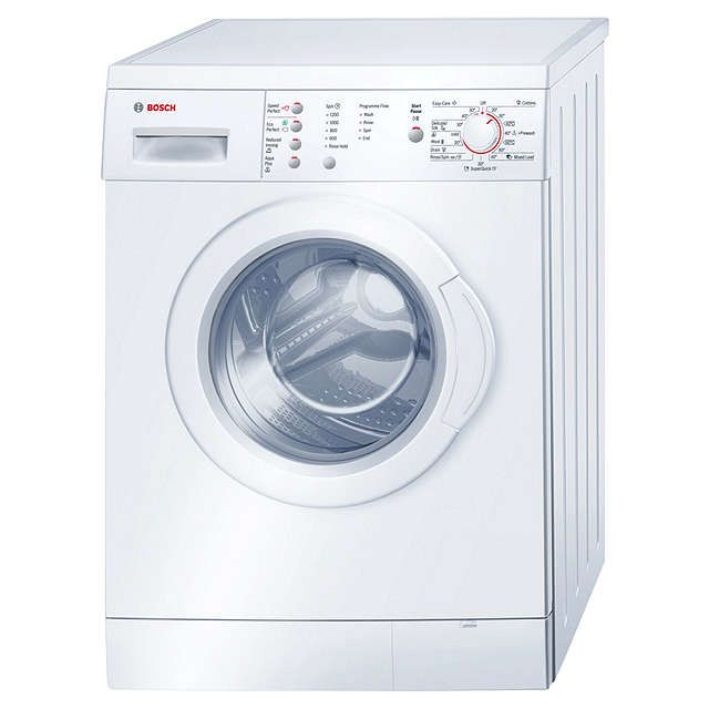 BuyBosch WAE24167GB Freestanding Washing Machine, 6kg Load, A+++ Energy Rating, 1200rpm Spin, White Online at johnlewis.com