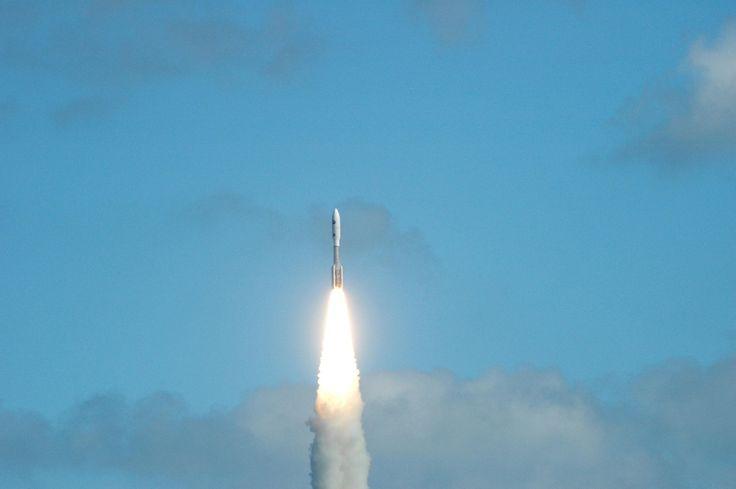 Start der Raumsonde NEW-HORIZONS