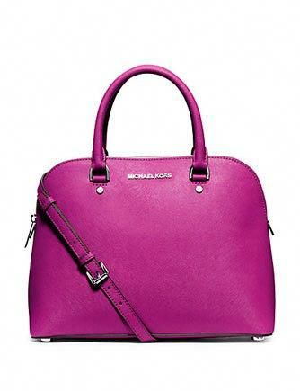664441f8b48f Michael Michael Kors Cindy Large Saffiano Leather Dome Satchel  #Handbagsmichaelkors