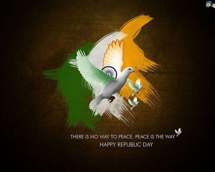 26 th Jan. India's Republic Day!