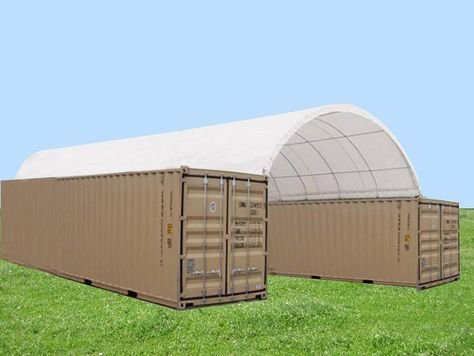 25 best ideas about large tent on pinterest tent for Portable outside storage sheds