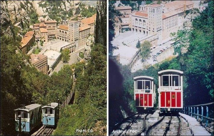 Funiculars de Montserrat