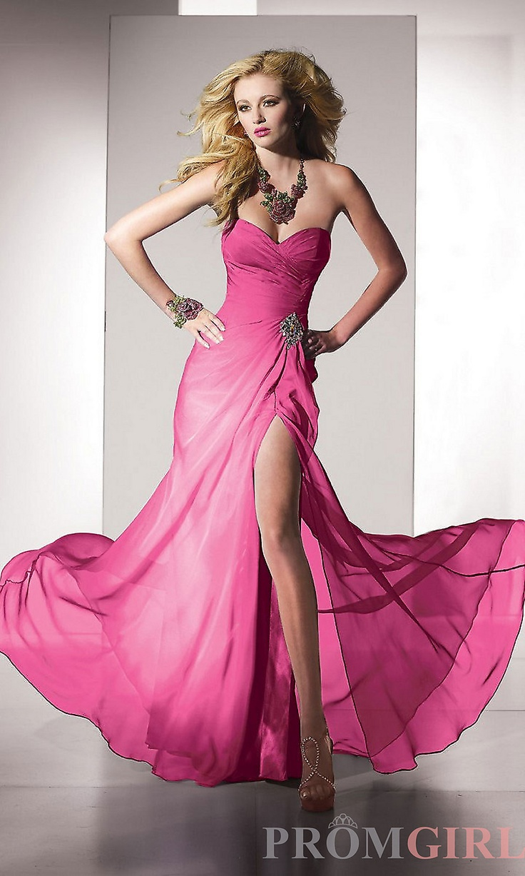 25 best Looks images on Pinterest | Evening gowns, Evening dresses ...