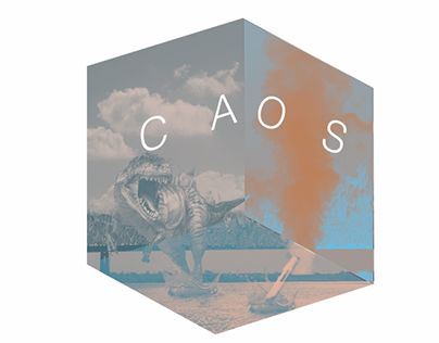 """Check out new work on my @Behance portfolio: """"Caos"""" http://be.net/gallery/31687541/Caos"""